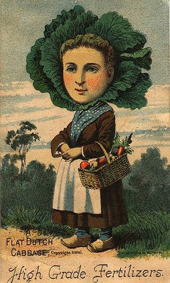 Way Before Cabbage Patch Kids…