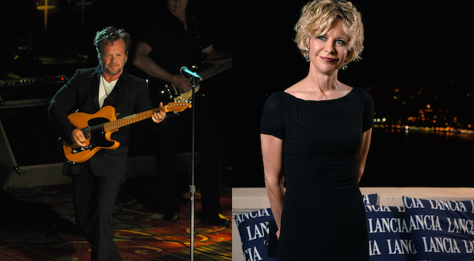 R.I.P. Meg Ryan and John Mellencamp's Relationship