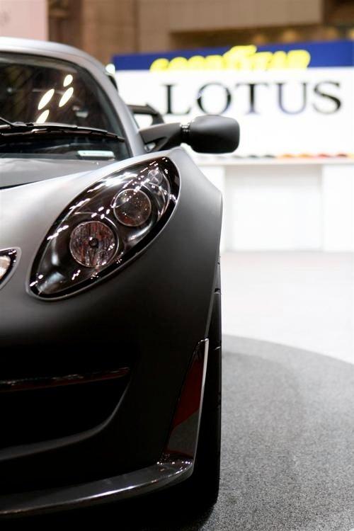 Lotus Scura: 2009 Tokyo Motor Show Live Photos