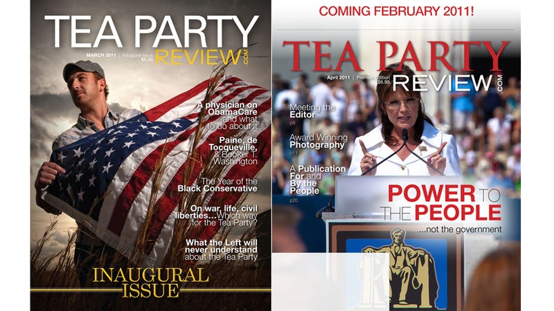 Tea Party Magazine Is Worse Than Al Qaeda Magazine