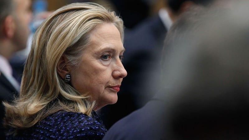 Iran Smacks Down Hillary Clinton's 'Virtual Embassy'
