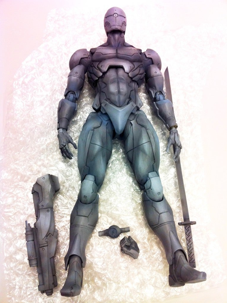 This Might Be the Second-Best Metal Gear Toy We've Ever Seen