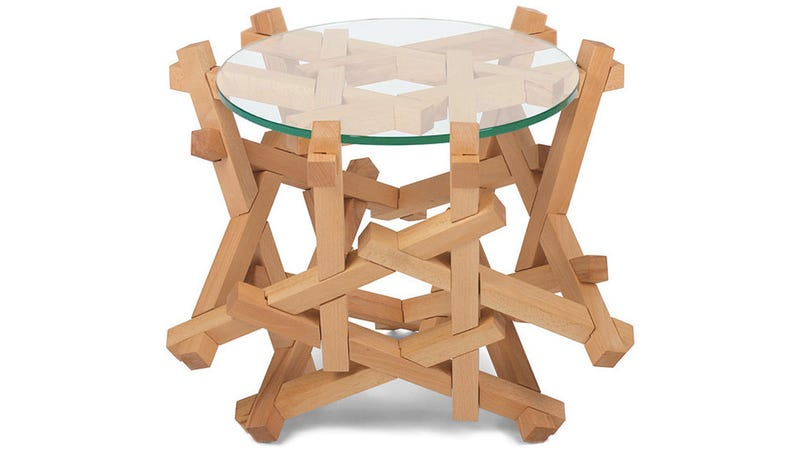 Brain Teaser Table Is More Complicated Than Ikea, But Also More Fun