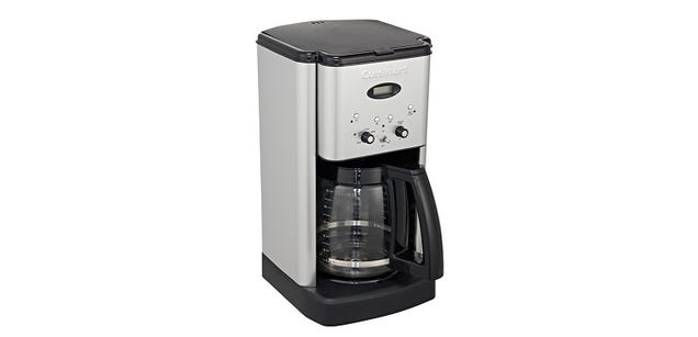 Own a cuisinart dcc 1200 brew central 12 cup coffeemaker for Cuisinart dcc 1200