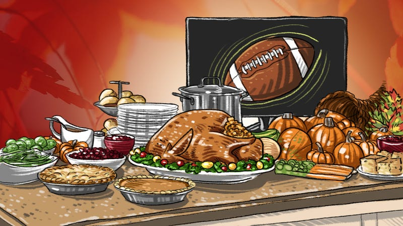 What's Your Favorite Part of Thanksgiving Dinner?