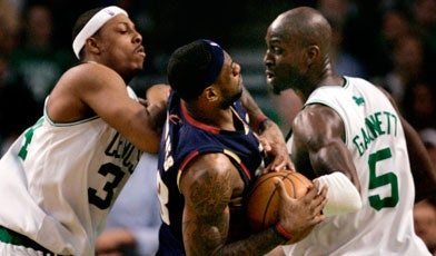 Cavs-Celtics: Your NBA Playoff Open Thread