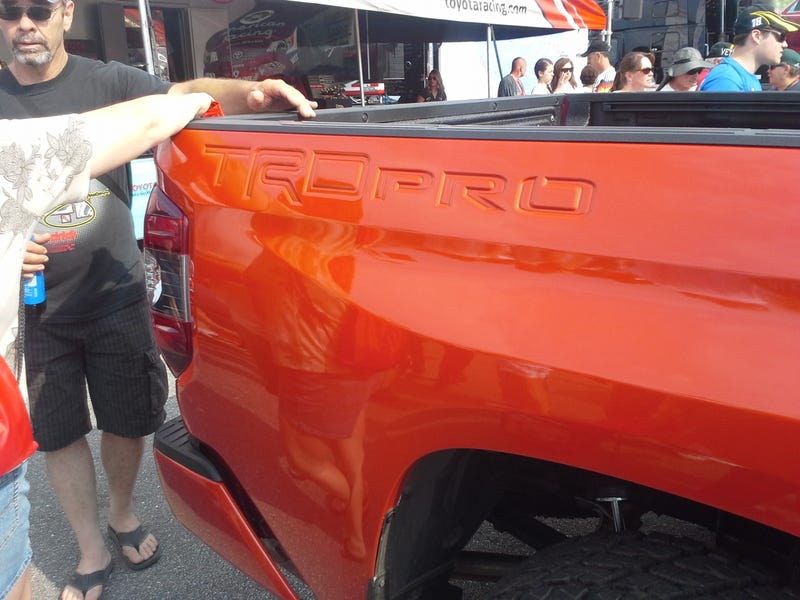 Tundra TRD Pro: Toyota's Raptor competitor confirmed?