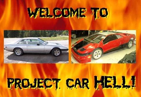 Project Car Hell, Italian Supercar Edition: Ferrari or Lamborghini?