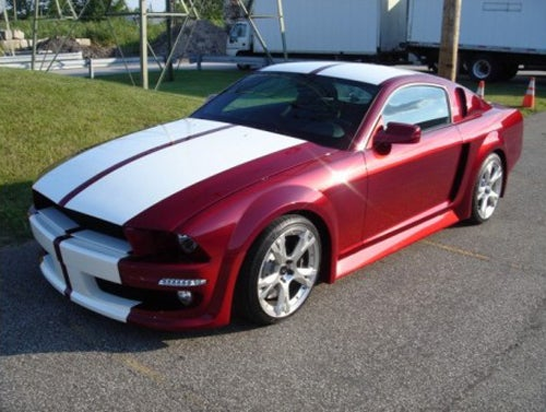 """Man Builds Mustang Out Of Lamborghini, World Goes """"Huh?"""""""
