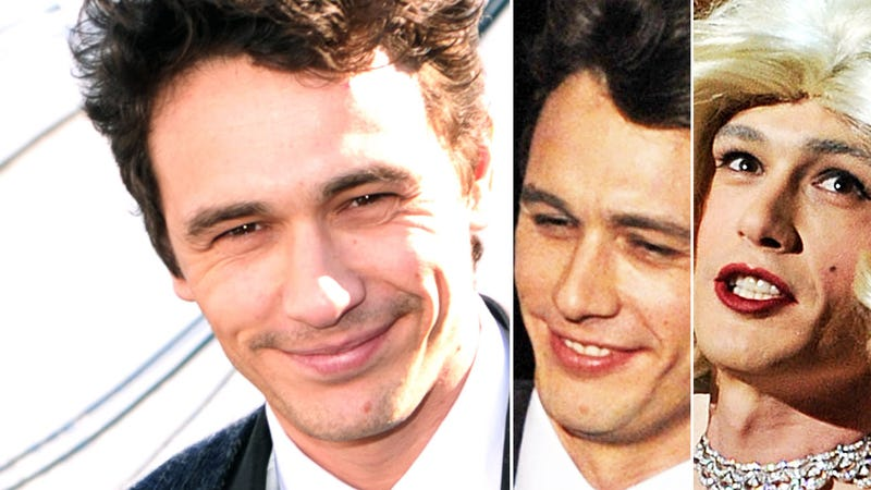 James Franco Had a Giant Pimple at the Oscars, and Other Morning-After Revelations