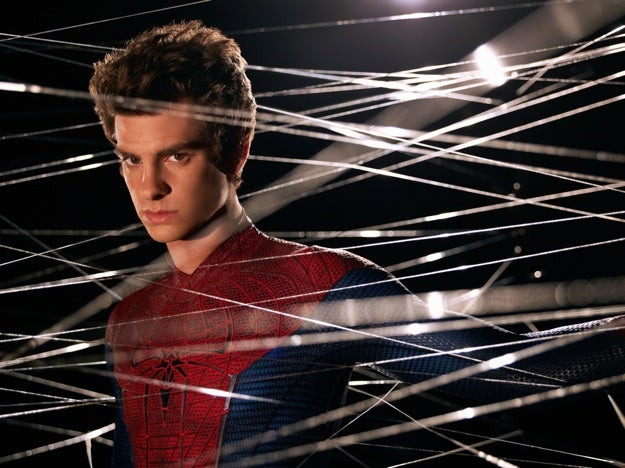 The Amazing Spider-Man Promo Images