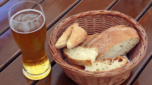 Как сделать хлебное пиво