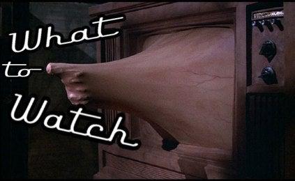 Gaeta Gets In Adama's Face, Plus Locke Turns Island Detective