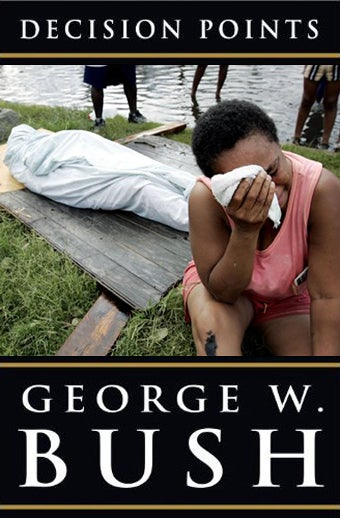 Here is the Cover for George W. Bush's 'Memoir'