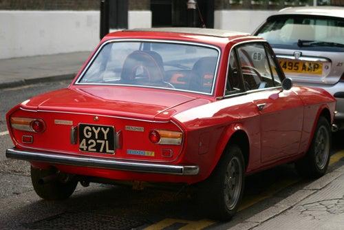 1972 Lancia Fulvia 1600HF Down On The London Street