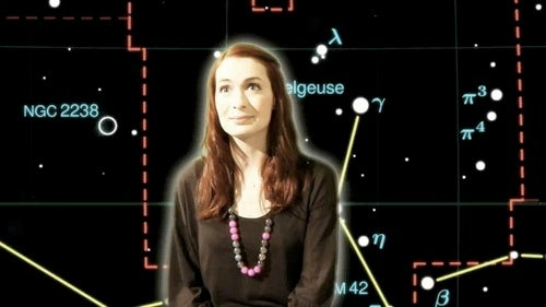 Felicia Day Assures Us the Milky Way Isn't Doomed