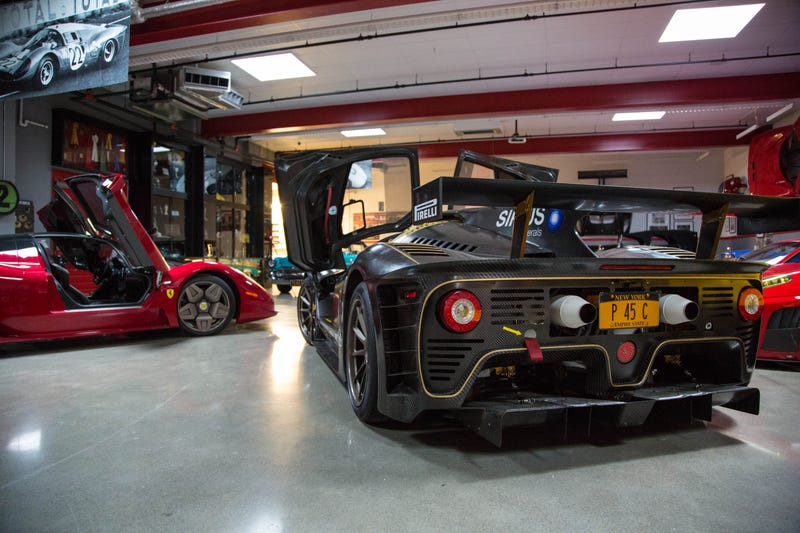 The P4/5 And The P4/5 Competizione Together For The First Time