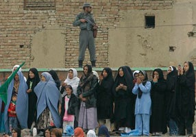 Afghanistan To Review Its Pro-Rape Law