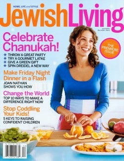 'Jewish Living': It's A God Thing!