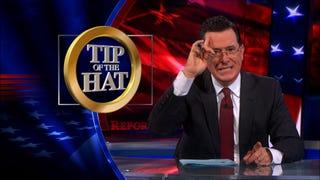 <i>The Colbert Repor