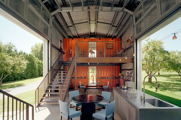 Someday, I Want to Live in One of These Shipping Container Houses