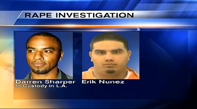 Darren Sharper Acquaintance Charged With Rape, Held Without Bond