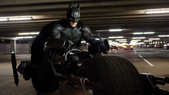 Marshall Fine's Review of The Dark Knight Rises Is Bad But Not Worth Killing Him Over