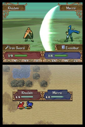 Fire Emblem: Shadow Dragon: New Screens, Old Logo