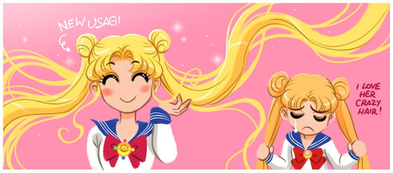 The Internet Reacts To Sailor Moon Crystal