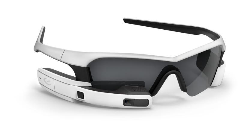 Recon Instruments' Jet: Google Glass For the Sporty Type
