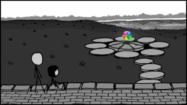 XKCD's Tribute to Steve Jobs is Simple, Clever, and Moving