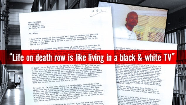 Ray Jasper Has Been Executed