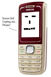 Nokia Phones Ask To Be Unplugged