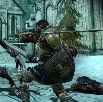 PS3 Dragon Age Players Return To Ostagar Next Month