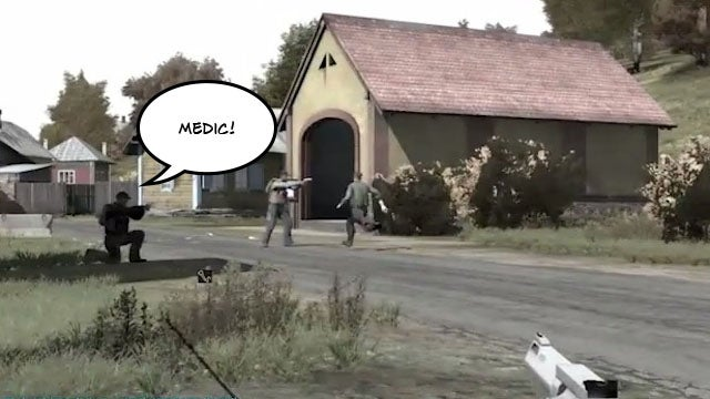 The Hard-Boiled Guardian Angel of DayZ