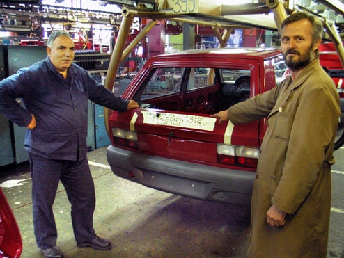 Last Yugo Will Roll Off The Assembly Line This Month