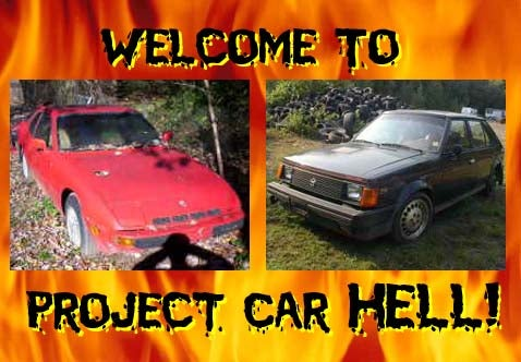 Project Car Hell, Cheap Turbo Edition: 924 or Omni GLH?