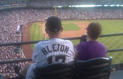 Rockies Fans Will Never Forget What's-His-Name