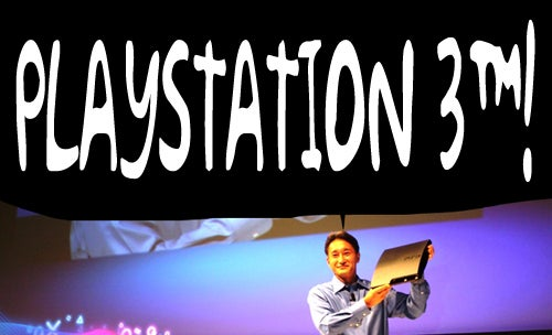 Breaking: PLAYSTATION 3 To Become PlayStation 3