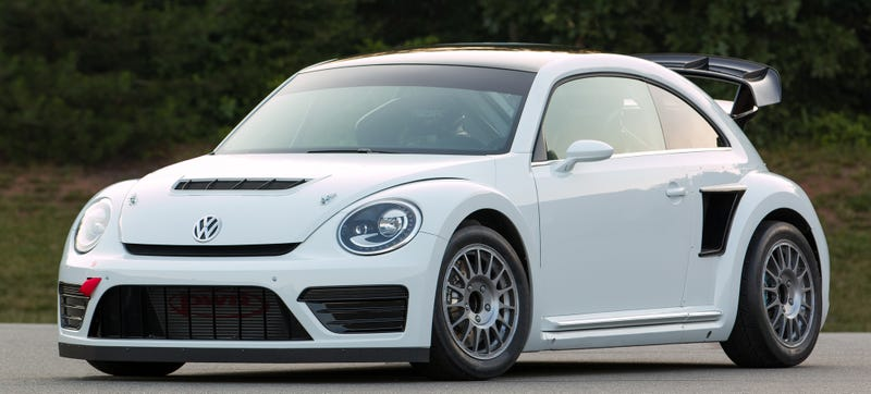 The Most Extreme VW Beetle Ever Will Do 0 To 60 In 2.1 Seconds