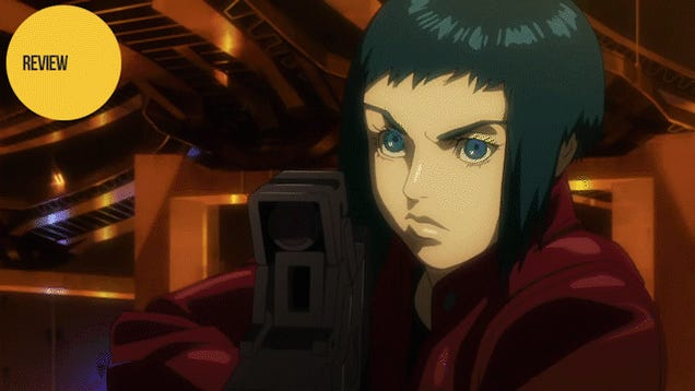 Ghost in the Shell Arise 2 Has More Action than Mystery