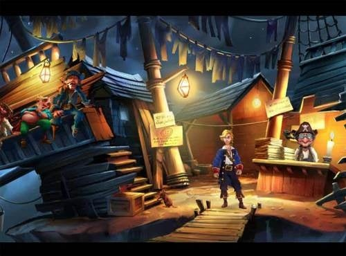 Monkey Island Success Could Mean More Adventure From LucasArts