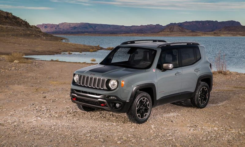 Mountains, molehills, and the new Jeep Renegade