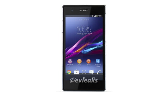 The Sony Xperia Z1S Might Be a Mini Z1 For Everyone Else