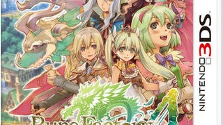 Rune Factory 4 --Is Anybody Out There???