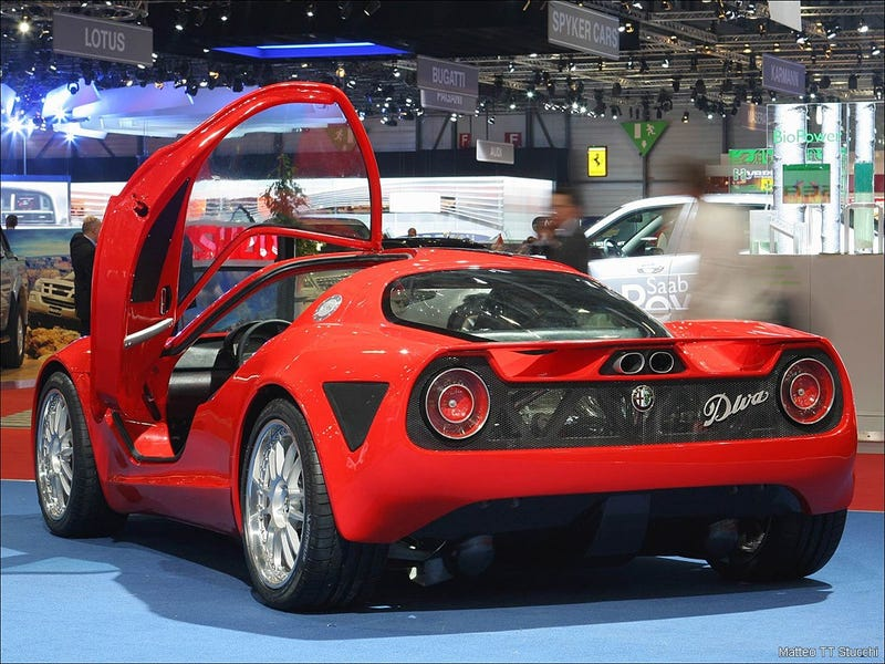Supercars you didn't know about.