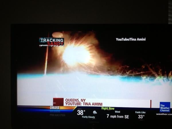 My Insane Hurricane Sandy Video, As Seen on The Weather Channel