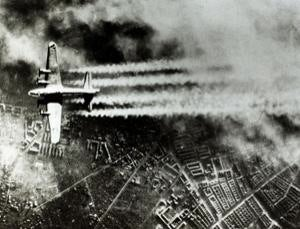 World War 2 Bombing Runs Changed the Weather Over England