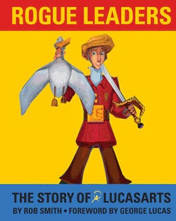 Fancy Lucasarts Coffee Table Book, Now Partially Free