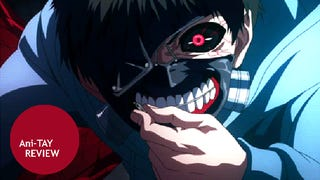 <i>Tokyo Ghoul</i>: The <i>Ani-TAY</i> Review